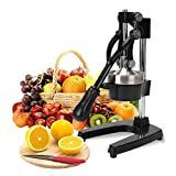 FOBUY Commercial Grade Citrus Juicer Hand Press Manual Fruit Juicer Juice Squeezer Citrus