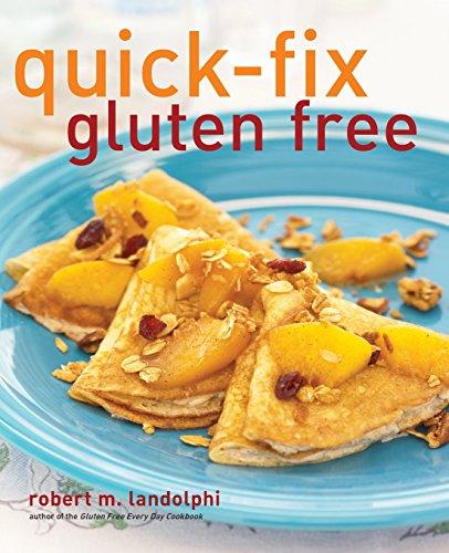 Quick-Fix Gluten Free (Volume 3) (Quick-Fix Cooking)