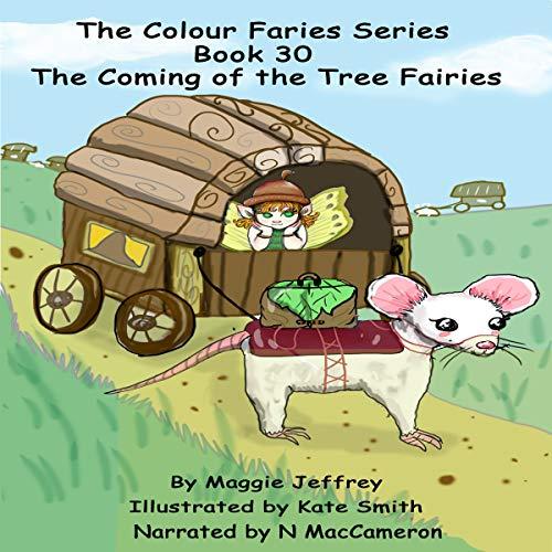The Coming of the Tree Fairies Titelbild