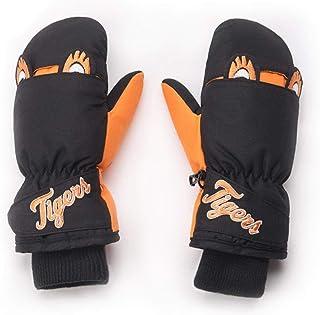 05b98ea2ba10f cokil Gants de ski chauds épais imperméables de bande dessinée extérieure  de mitaines d'enfants