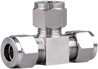 Beduan Pneumatic Stainless Steel Ferrule Compression 1/4
