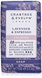 Crabtree & Evelyn Lavender & Espresso Triple Milled Soap, 5.5 oz