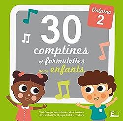 30 Comptines pour Enfants Vol2