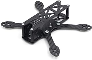 LEACO Micro Alien FPV Frame 3inch 135mm 4inch 175mm 2.5mm Thickness arms Quadcopter Frame Drone LEACO (3inch 135mm)