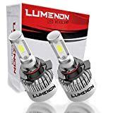 Lumenon 9005 LED Headlight Kit Flip COB Chips-90W 18000LM 6000K Xenon...
