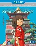El viaje de Chihiro / Spirited Away ( Sen to Chihiro no Kamikakushi ) (Blu-Ray & DVD Combo) [ Origen UK, Ningun Idioma Espanol ] (Blu-Ray)