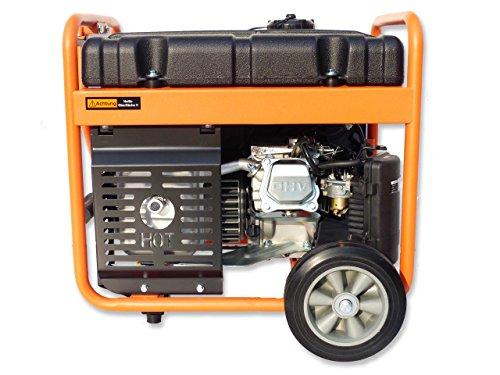 KnappWulf Stromerzeuger KW3400 1-phase 230V - 2