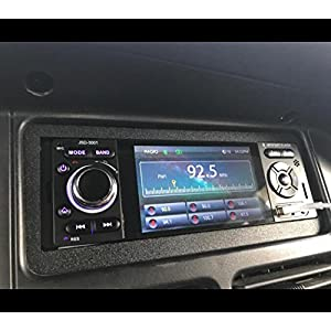 Car Audio, 4.1inch car Radio,1 DIN Car Stereo System, MP3, MP4, MP5,Media Players, Car Electronics, in-Dash car Players,Remote Control(3001)