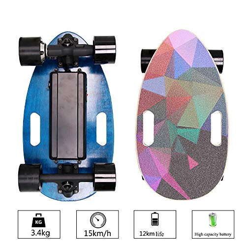 Elektro Skateboard YANGLIUYL Fernbedienung 4-Rad Bild 6*