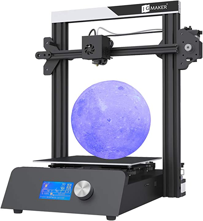 Stampante 3d kit fai da te magico con rilevamento esaurimento filamento jgmaker B0868MYKLL
