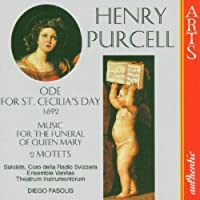 Music for the Funeral of Queen Mary / Psalm 3 by VARIOUS ARTISTS (1998-02-17)