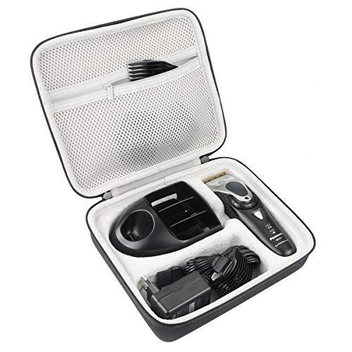 Khanka EVA custodia viaggi borsa portaoggetti per Panasonic Tagliacapelli Professionale ER-1611
