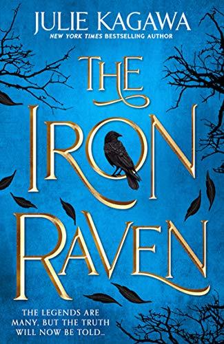 The Iron Raven (The Iron Fey: Evenfall, Book 1) by [Julie Kagawa]