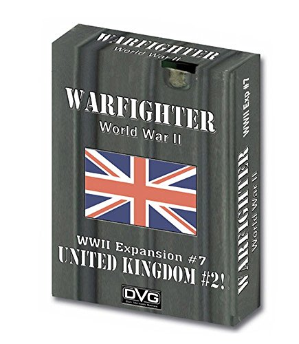 Warfighter WW 2 – Expansion #7: United Kingdom 2