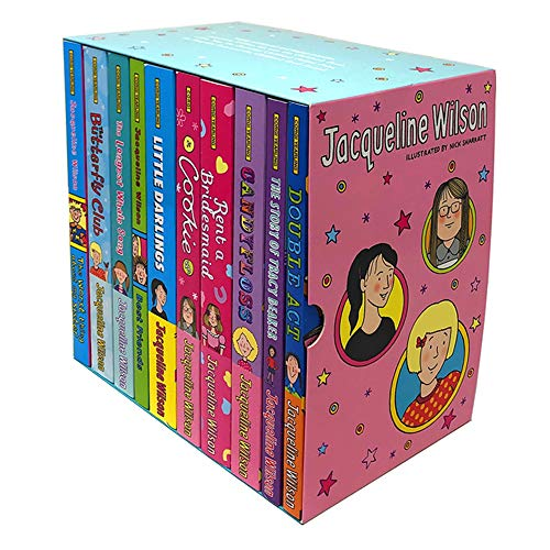 Jacqueline Wilson Collection: 10 Book Box Set