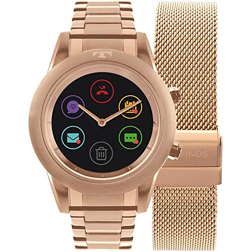 Smartwatch Technos - Connect Duo Feminino - PO1AE/4P