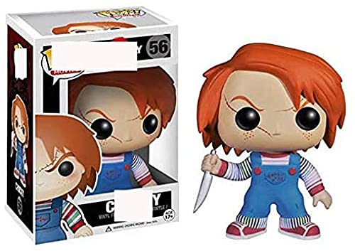Pop Games Ghost Doll Hecho a mano Modelo # Vinyl Action Figures Colección Modelo Juguetes para Niños Regalo de Cumpleaños