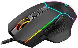 Mouse Gamer T-Dagger Camaro Preto RGB T-TGM306