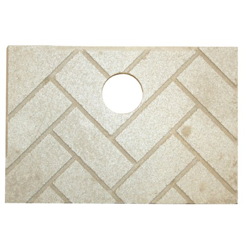 US Stove 891139 Herringbone Ceramic Brick