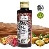 Natyr Bio Körperöl mit Arganöl und Feigenkaktus 100 ml - straffend und festigend mit anregend...