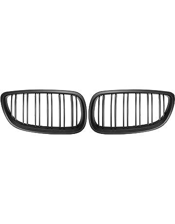 SSXD Rejilla del Radiador Un par de Coches Izquierdo y Derecho Delanteros antiniebla Parachoques Inferior de Salida de Aire Rejillas ajustes for BMW X5 E53 2003-2006 Car Styling