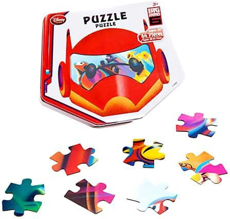 Disney gree Hero 6 Puzzle gree Hero 6 3-D Jigsaw by gree Hero 6