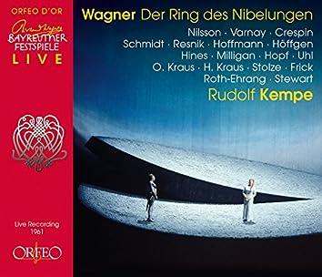 Wagner: Der Ring des Nibelungen (Live)