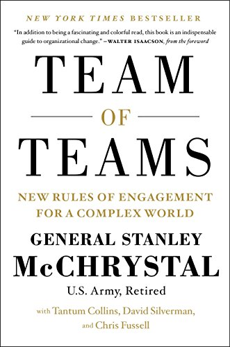 Real Estate Investing Books! - Team of Teams: New Rules of Engagement for a Complex World