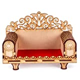 Amar Lifestyle Art and Craft Small Mini Temple for Home and Office (Traditional) - AI 23
