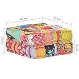 Immagine 1 tidyard pouf poggiapiedi cuscini ottomano