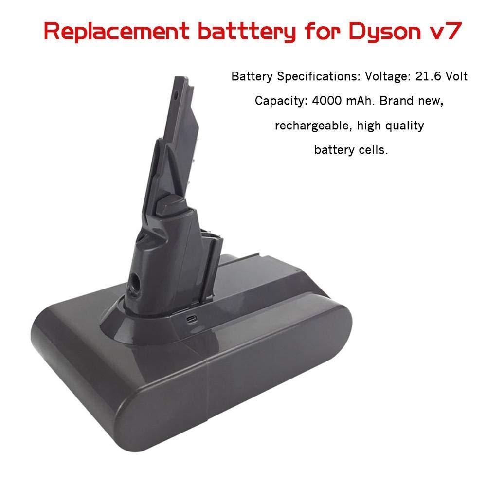 Ploufer Batería de Iones de Litio de Repuesto de 21.6V 4000MAH ...