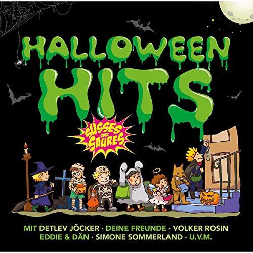 Halloween Hits (22 gruselige Lieder für Kinder)