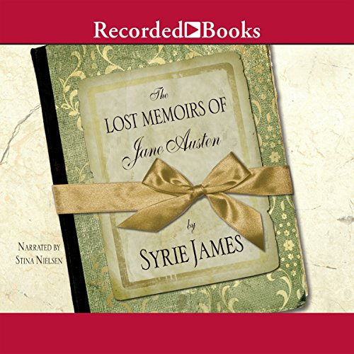 The Lost Memoirs of Jane Austen audiobook cover art