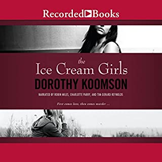 The Ice Cream Girls audiobook cover art