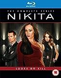 Nikita: The Complete Series [Blu-ray] Season 1 2 3 & 4 [Standard Edition] [Import...