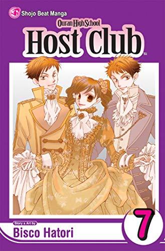Ouran High School Host Club, Volume 7: 07