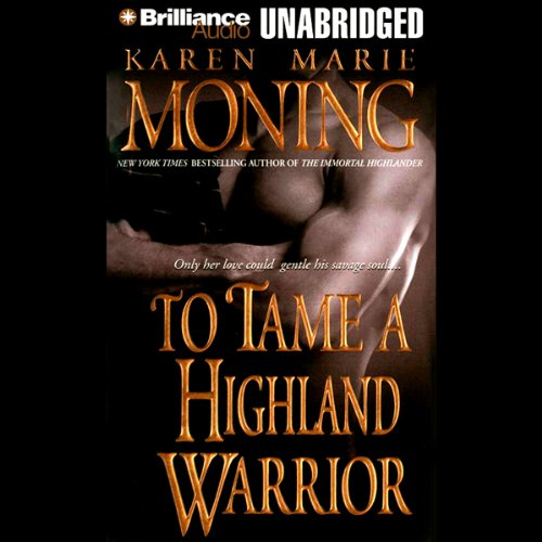 To Tame a Highland Warrior audiobook cover art