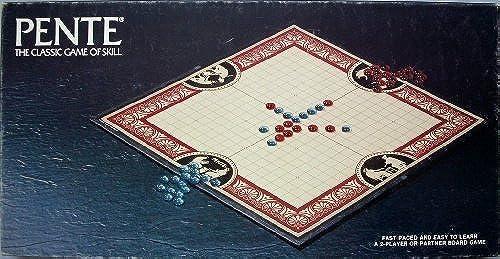 moda Pente - The Classic Game of Skill (1982) by Pente Pente Pente  punto de venta en línea