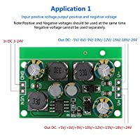 電圧変換器、電流制限電子部品電源、LCD電源オーディオ機器用安定(Output voltage ±12VDC)