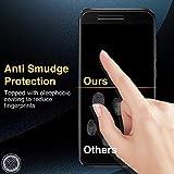 RIIMUHIR Verre Trempé pour Xiaomi Mi A1, [3 Pièces] Protecteur d'Écran pour Xiaomi Mi A1, Dureté...