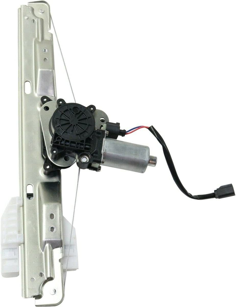 Window Regulator Rear Right Hand Compatible Max 72% OFF Passenger wi Side Max 63% OFF RH