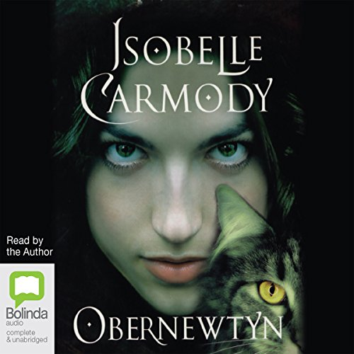 Obernewtyn audiobook cover art