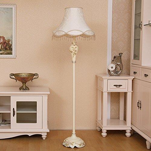 ZIXUANJIAXL Stehende Stehlampen Europäische Stehlampe Kreative Wohnzimmer Vertikal Stehlampe Einfache Moderne Schlafzimmer Nachttischlampe Stehleuchte
