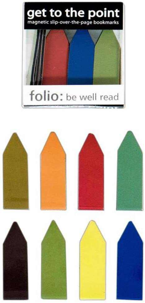 Get Max 52% OFF Financial sales sale to the Point Magnetic Earthtone Bookmarks Markers Line Color