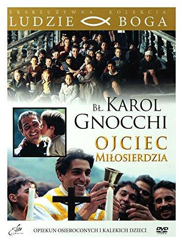 Blogoslawiony Karol Gnocchi - Ojciec Milosierdzi (Ludzie Boga) (digibook) [DVD + KSIAZKA] [PL Import]