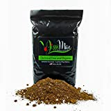 Organic Carnivorous, Cactus and Succulent Soil – Small Batch Hand-Mixed Potting Soil for Indoor Plants – pH Balanced for Carnivore Plants Including Venus Fly Trap, Pitcher Plant and Sundews (1 Quart)