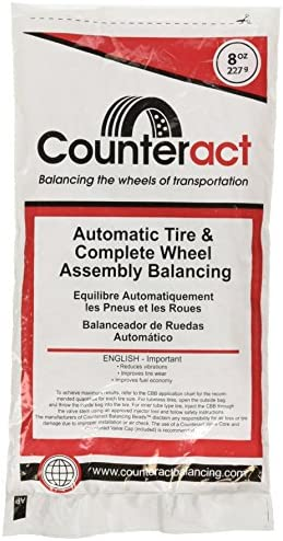 Counteract 451 00208 Bag Tire Balancing Beads 8 oz product image