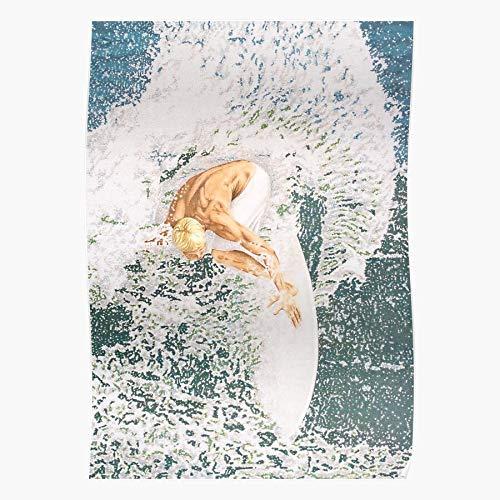 Surfer Surfing Mick Fanning Surf Art Beach Summer Waves Home Decor Wall Art Print Poster !