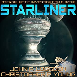 Starliner cover art