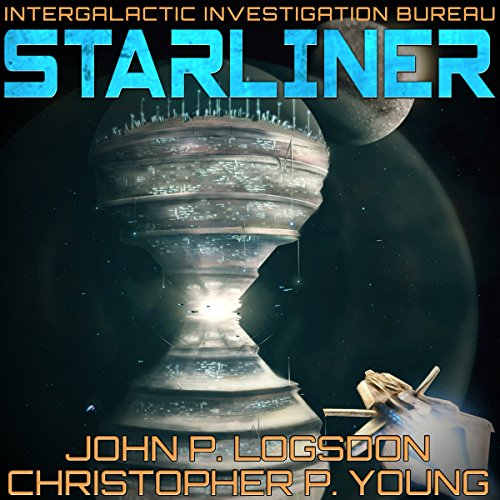 Starliner audiobook cover art